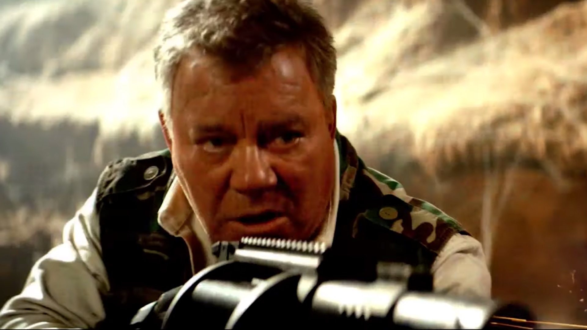 William Shatner and Jerry Ryan Battle Demons in Trailer For
