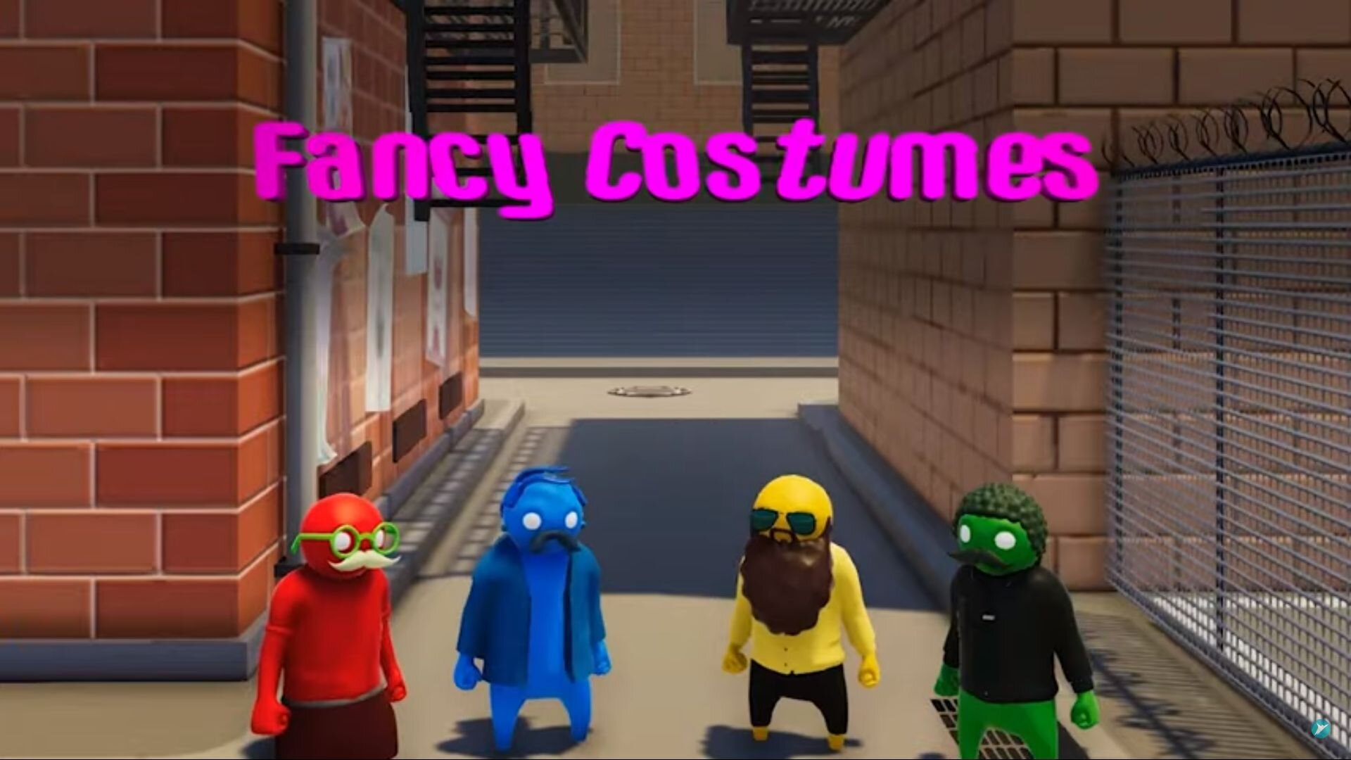 GANG BEASTS is Getting a Physical Release for Consoles in Time for the Holidays