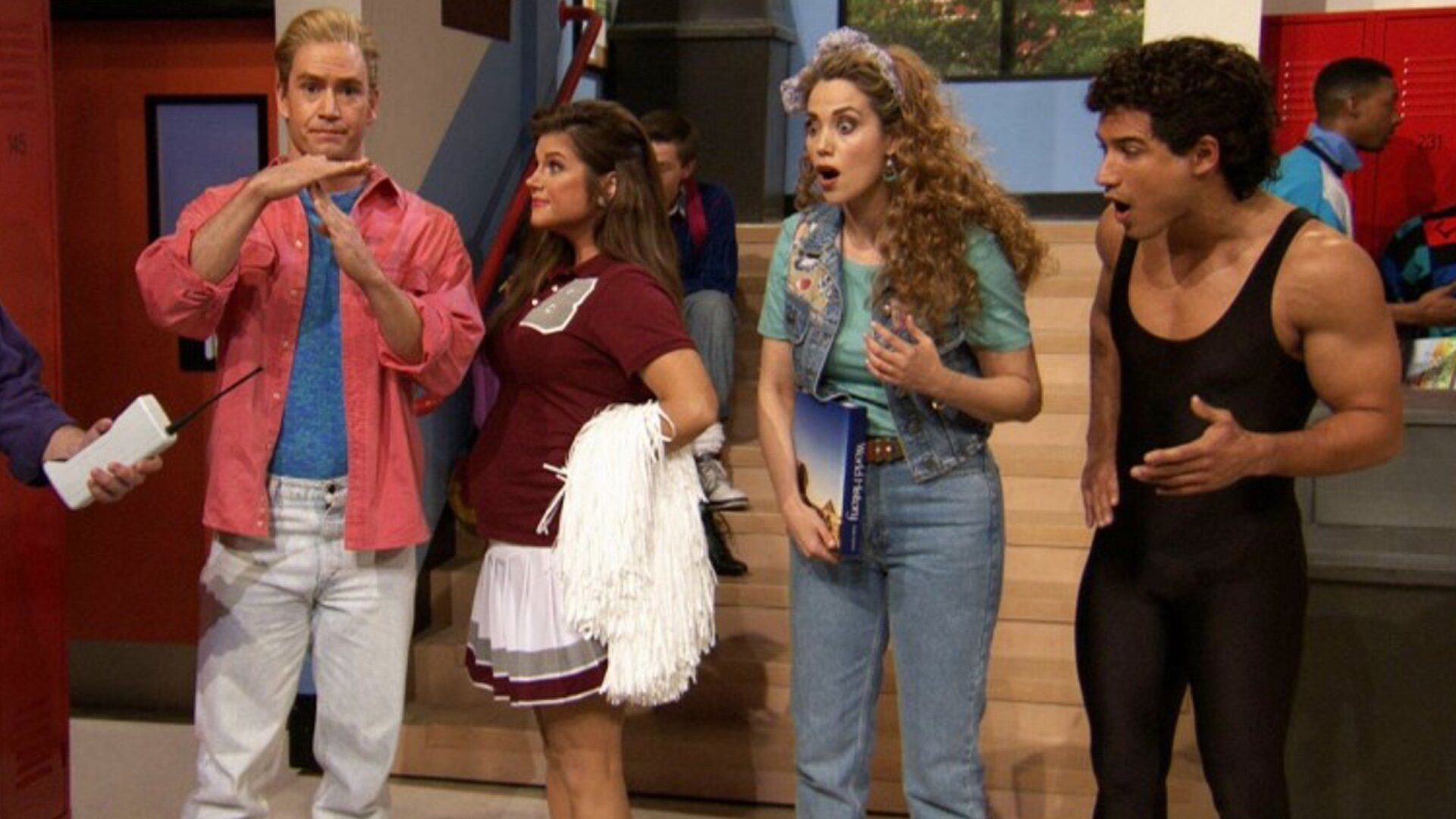 Saved By The Bell And Punky Brewster Reboots Headed To Nbc S