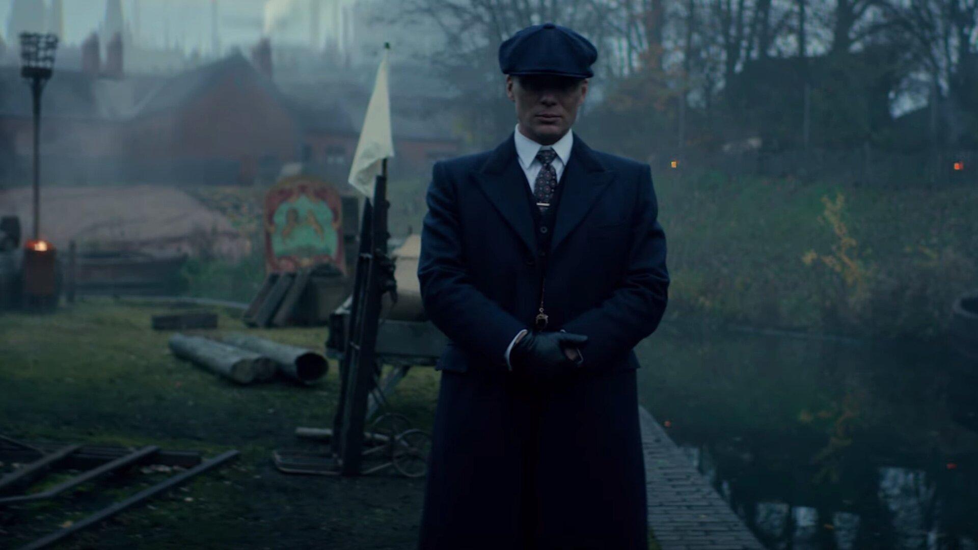 Great New Trailer For Peaky Blinders Season 5 Its War