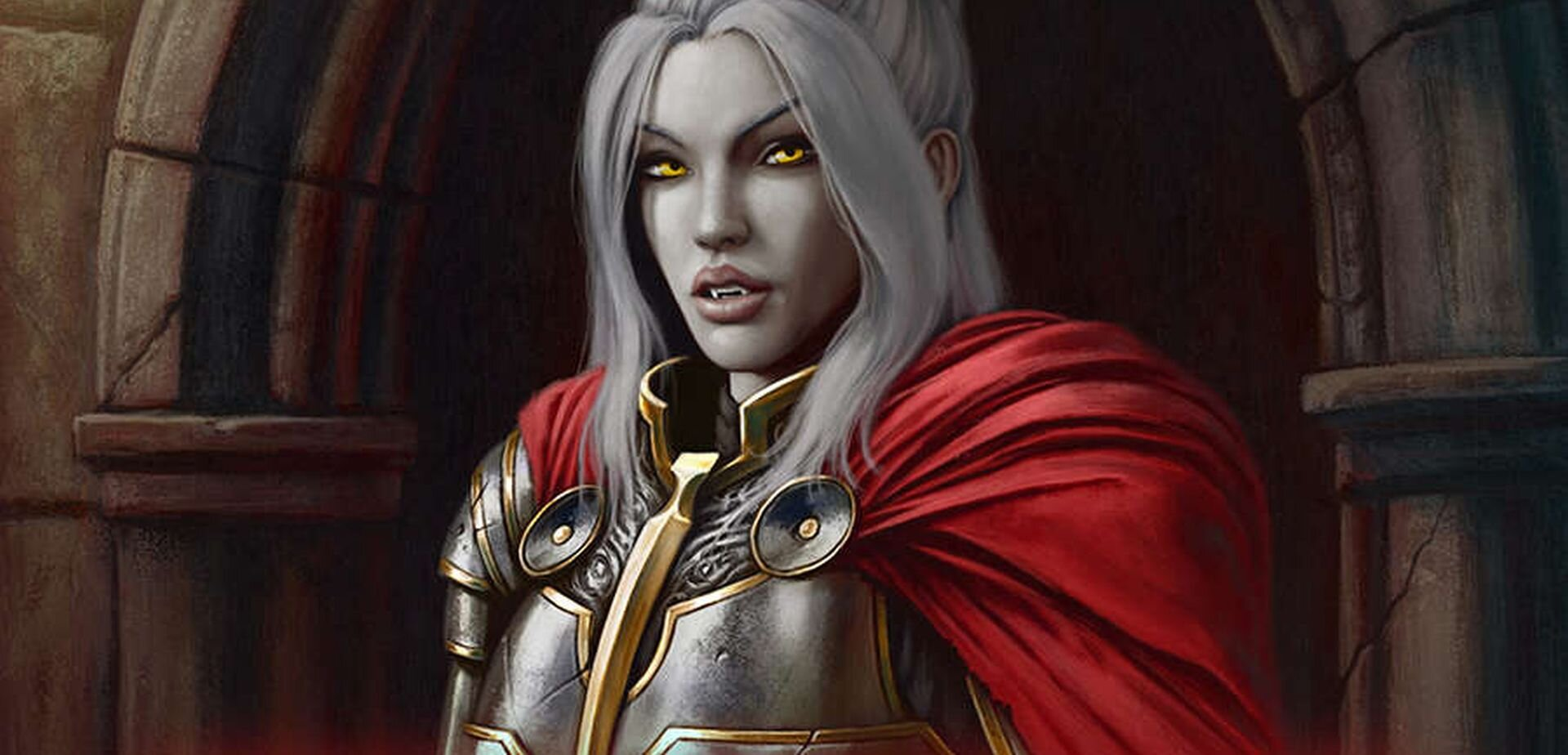 Become a Dhampir with This Free Unofficial DUNGEONS & DRAGONS Supplement