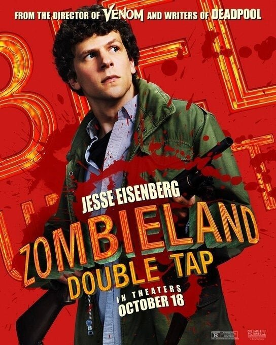 There S A New T 800 Zombie Coming To Zombieland Double Tap