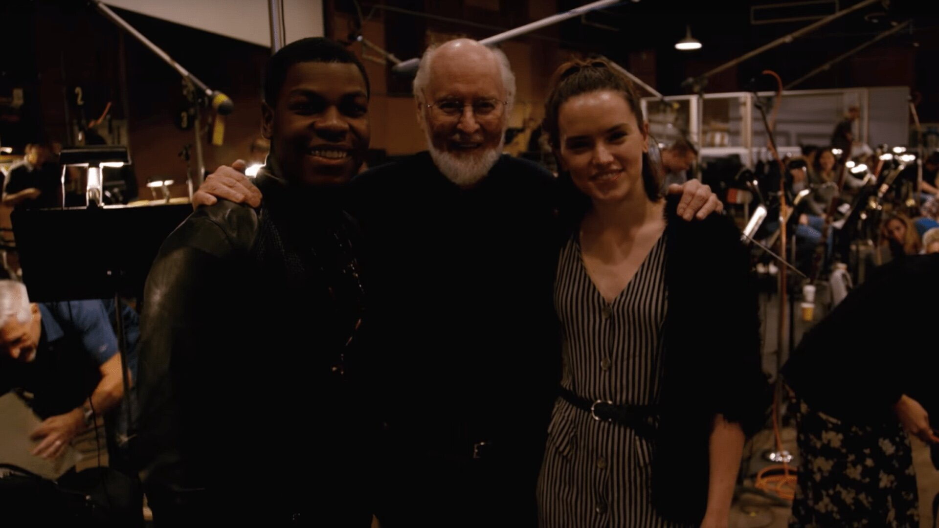 John Williams On The Evolution Of The Musical Themes Of Star