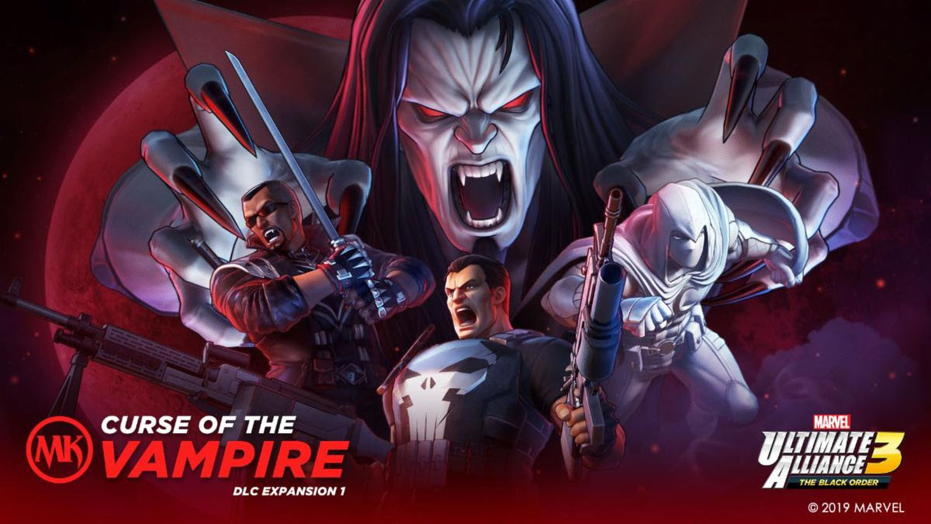 Marvel Ultimate Alliance 3 Gets A Free Update And Dlc Pack 1 Drops