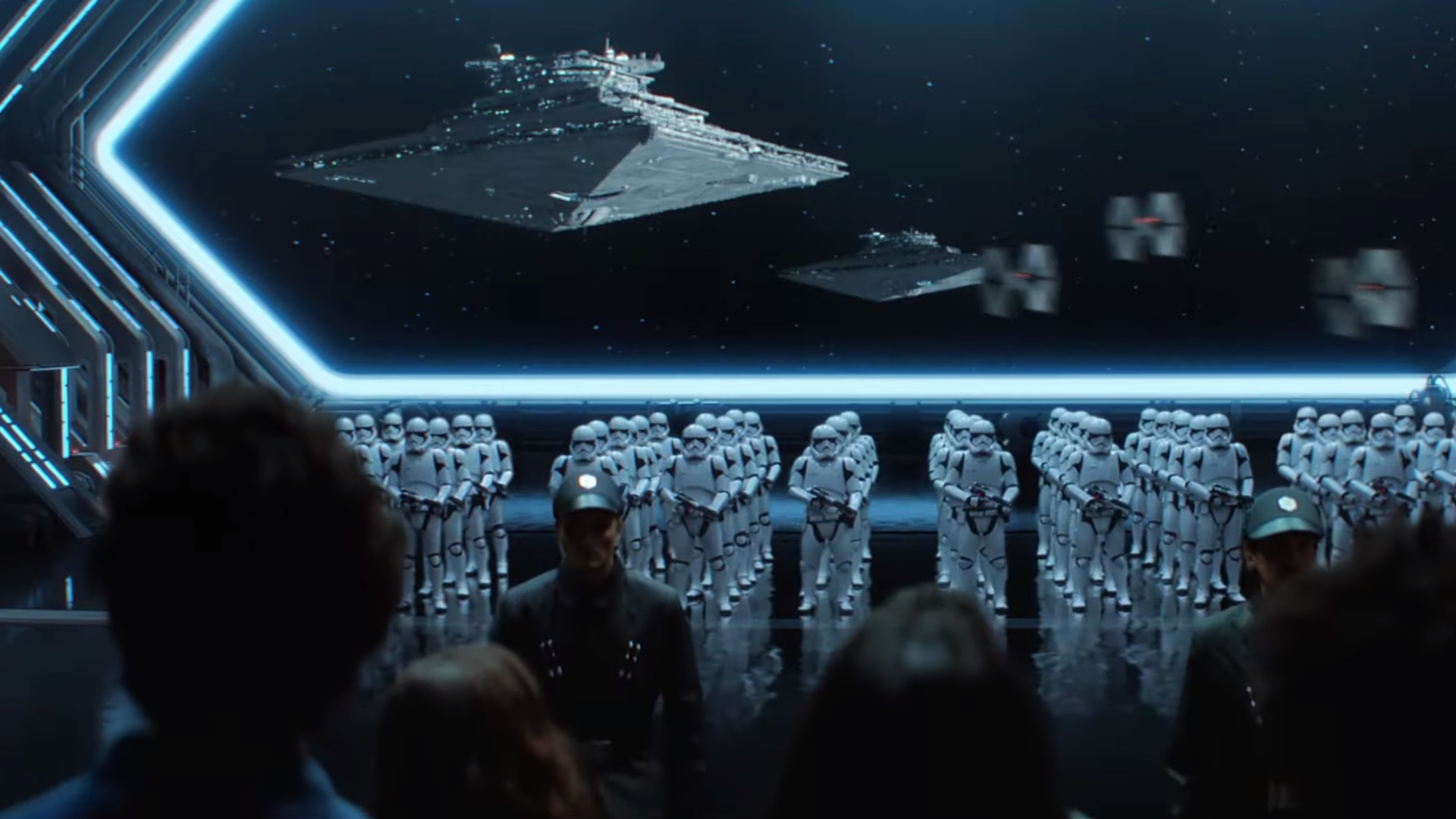 New Star Wars Galaxy S Edge Commercial Offers A Sneak Peek Of Rise Of The Resistance Geektyrant