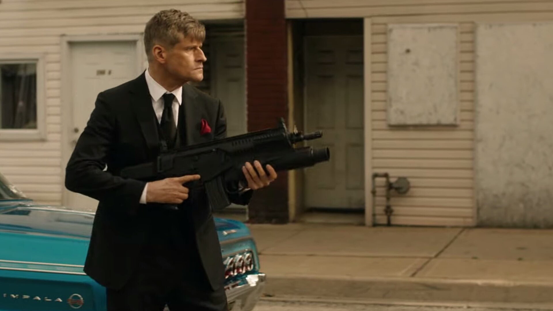 Crispin Glover is a Psychopathic Contract Killer Out For Revenge in Red-Band Trailer For LUCKY DAY