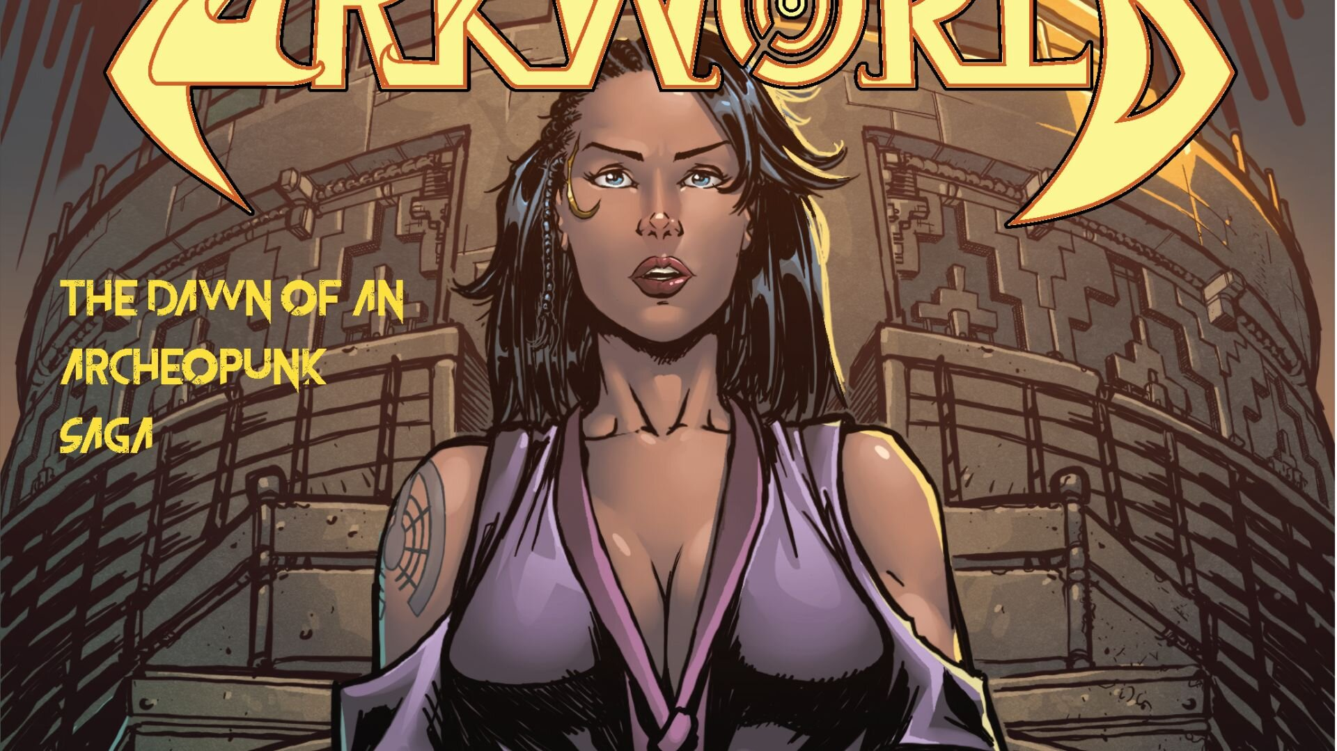 Arkworld Is A New Archeopunk Comic From Josh Blaylock Coming In Spring 2020 Geektyrant Tv movie nov 17, 2020. arkworld is a new archeopunk comic from