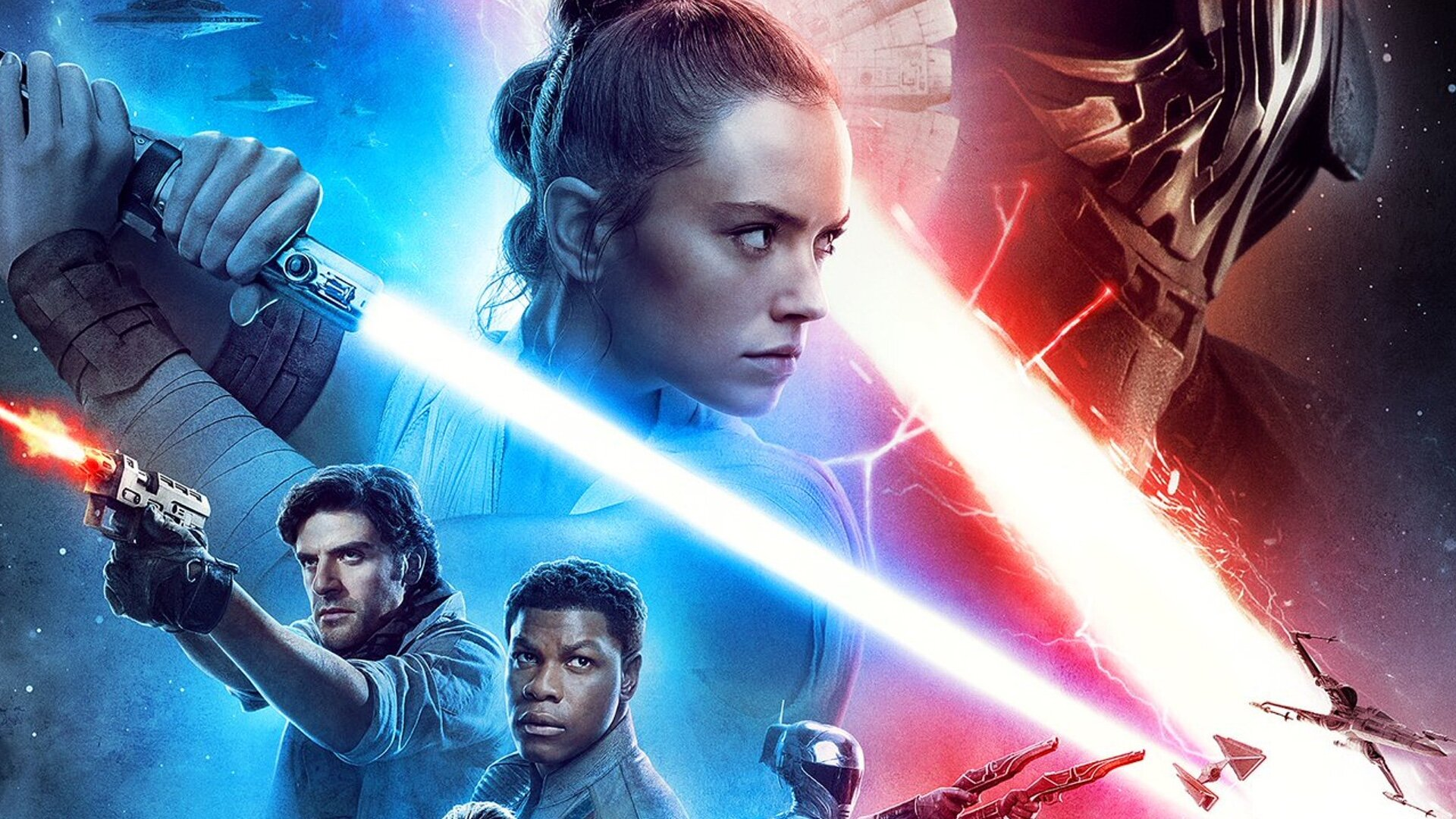 Cool New Poster For Star Wars The Rise Of Skywalker And 15 Officially Released Images From The Movie Geektyrant