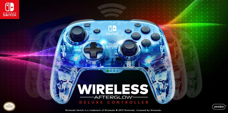 Εσείς θα πάρετε το Afterglow Wireless Deluxe Controller;
