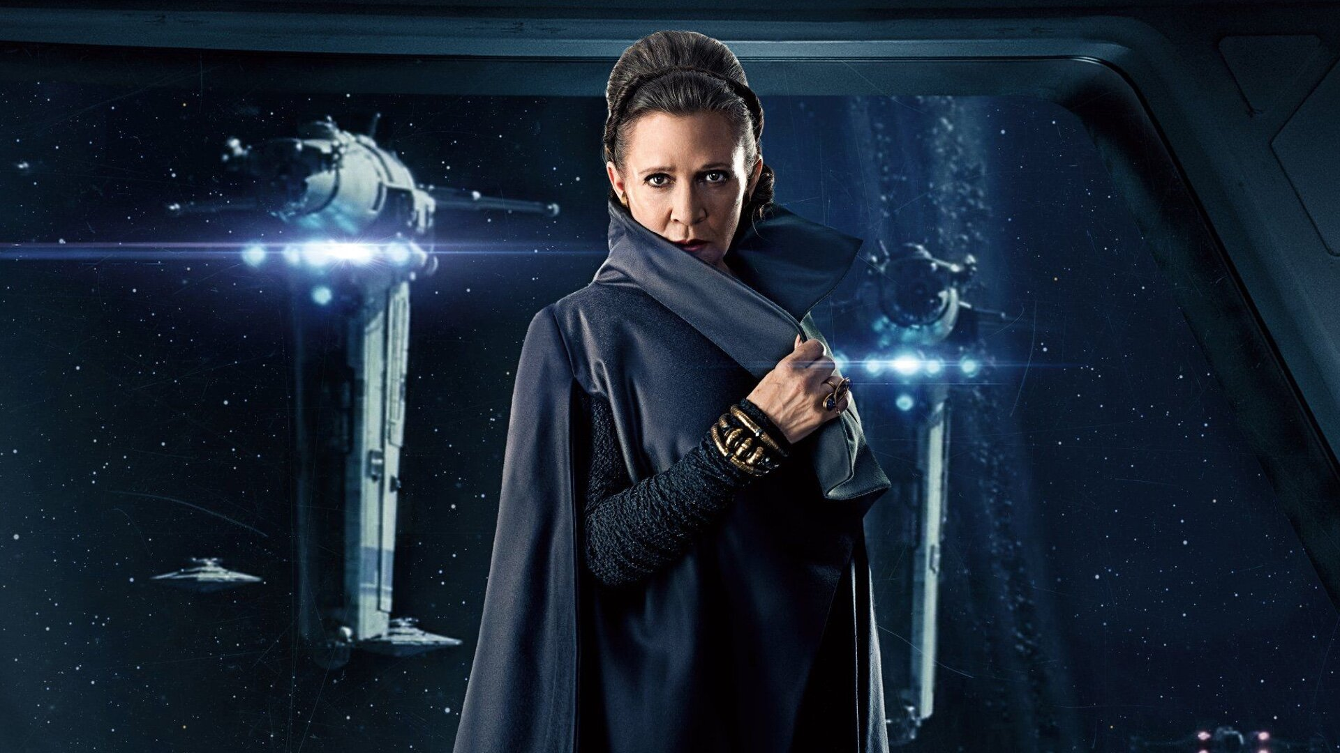 Carrie Fisher S Brother Says Leia Was Being Set Up As The Last Jedi In Star Wars Rise Of Skywalker Geektyrant