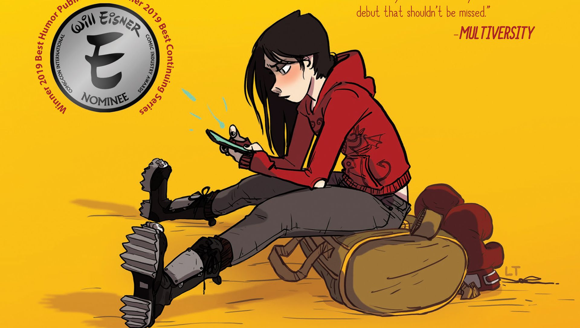 THE QUOTABLE GIANT DAYS Will Be a Best Of Type Collection for GIANT DAYS