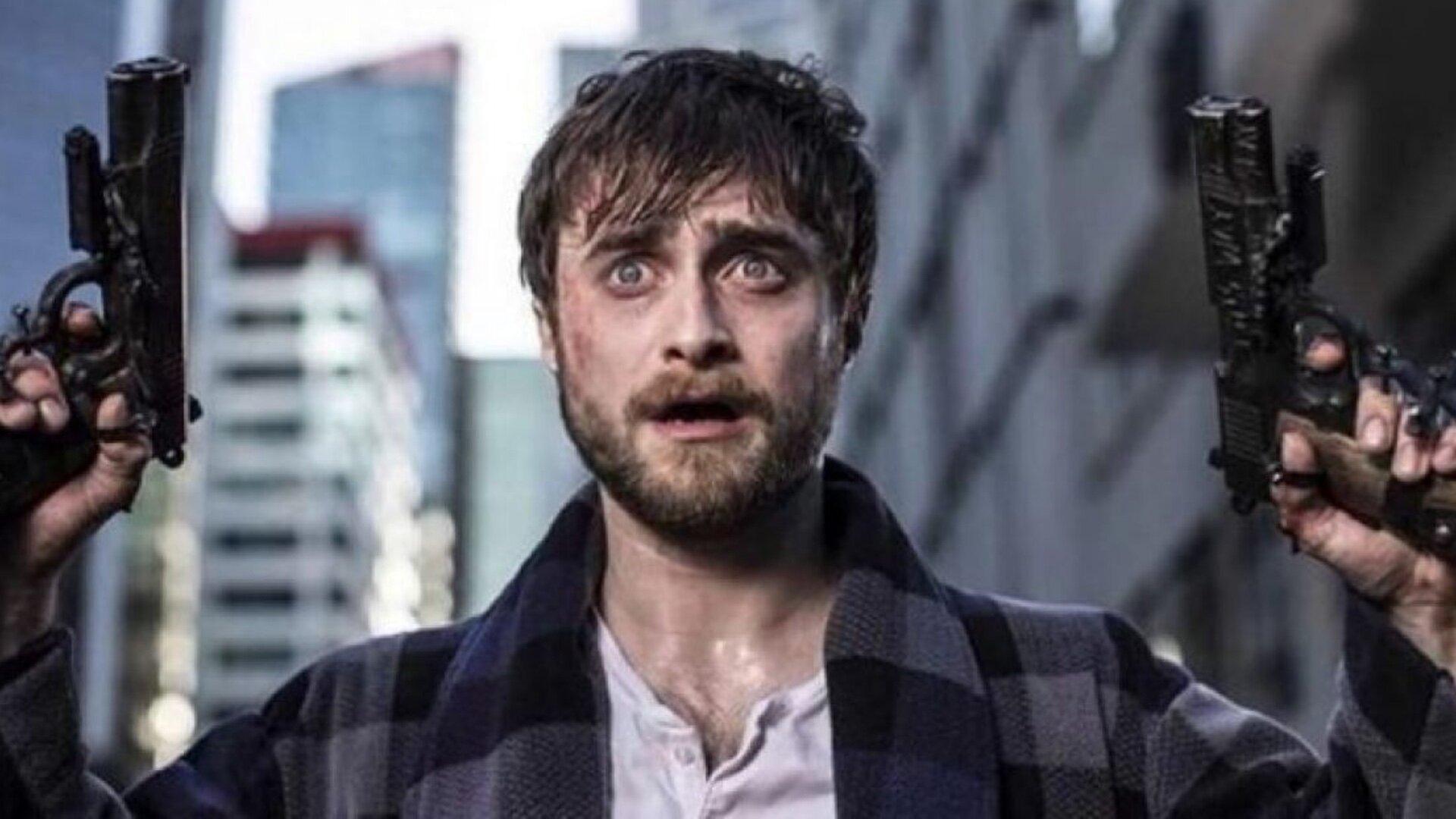 Daniel Radcliffe's Dark Comedy Sci-Fi Thriller GUNS AKIMBO Picked Up by Saban Films
