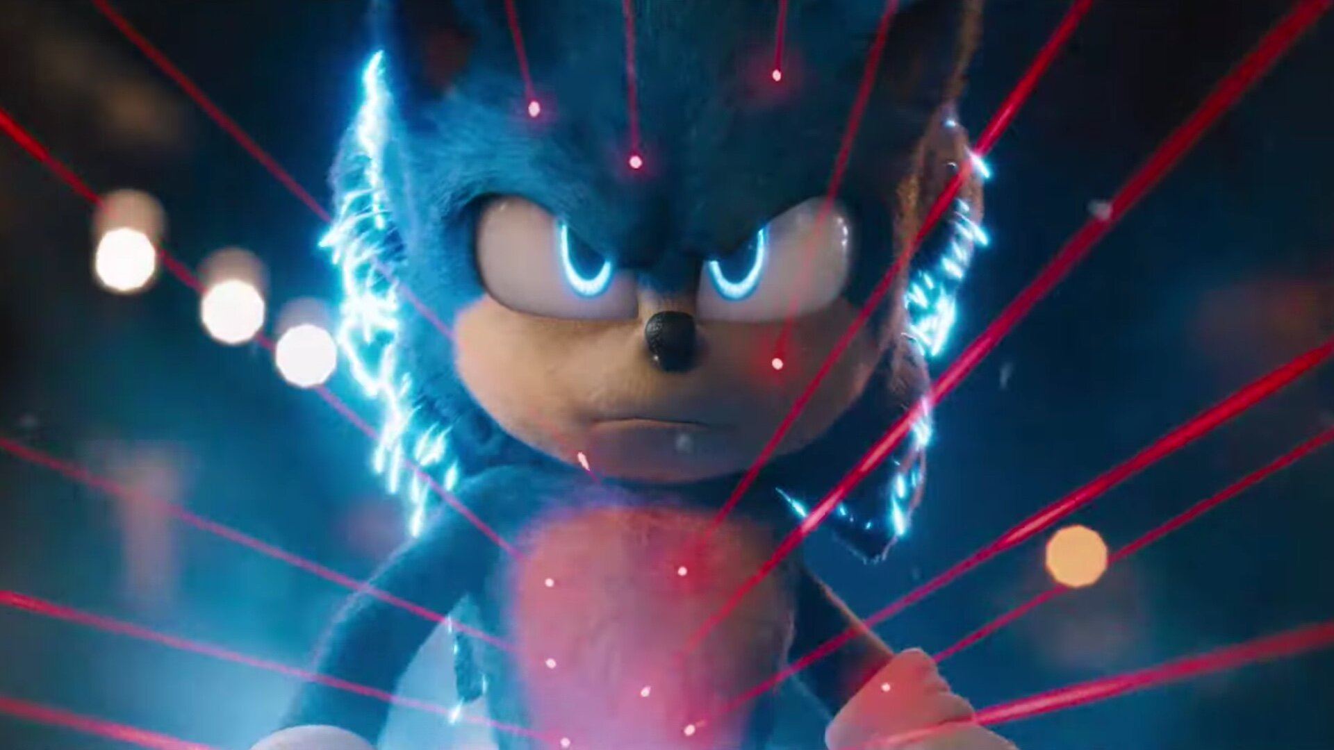 New Sonic The Hedgehog Trailer Shows Off The New Character Design In Action Geektyrant
