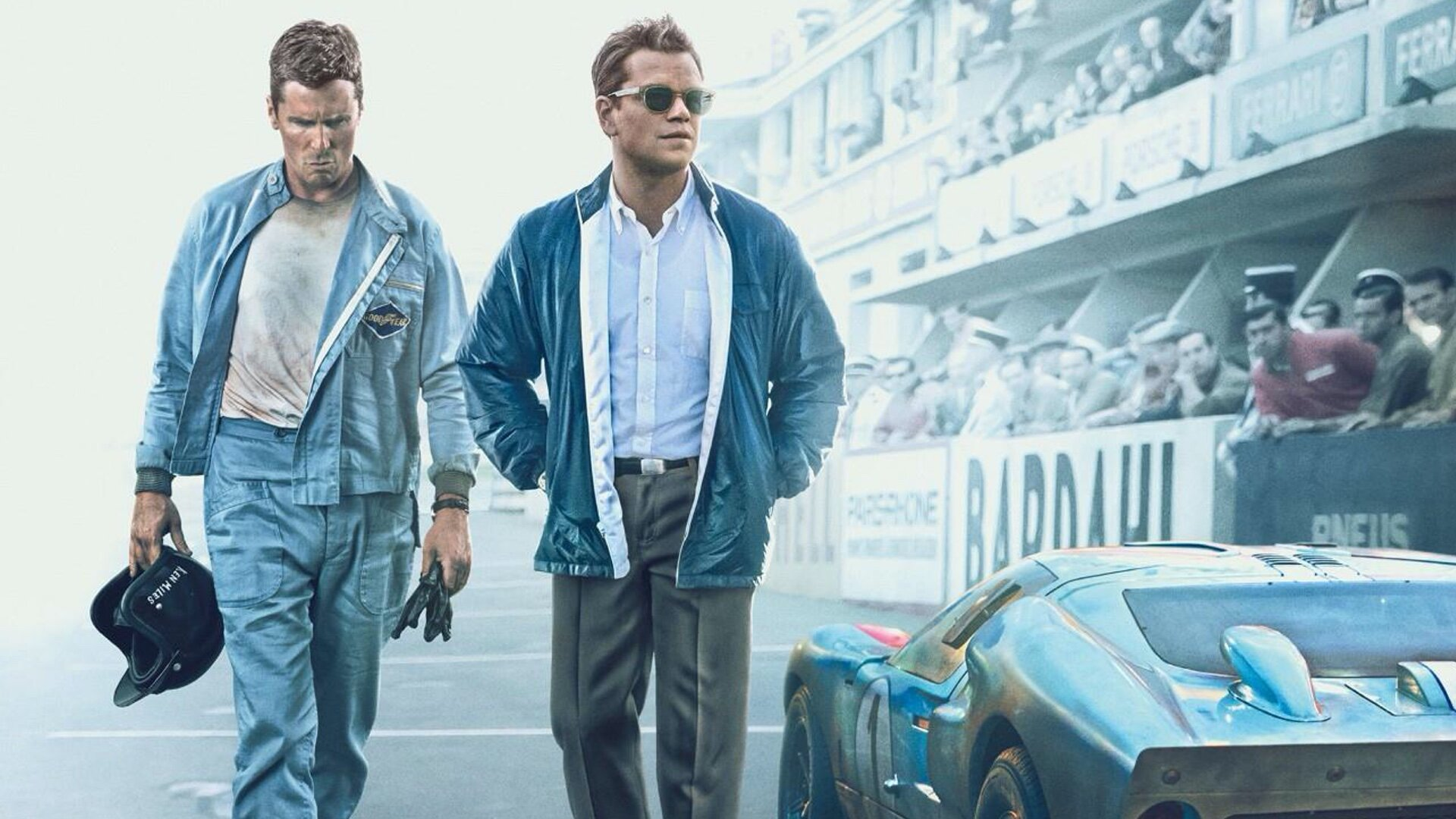 Review Ford V Ferrari In 4dx Is An Incredible And Thrilling Movie Going Experience Geektyrant