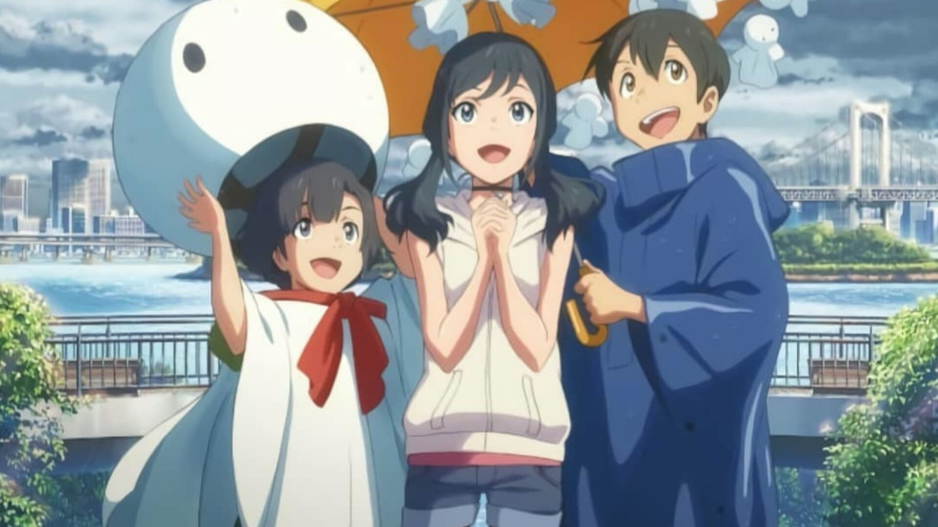 New Trailer For The Japanese Hit Anime Film Weathering With You Geektyrant