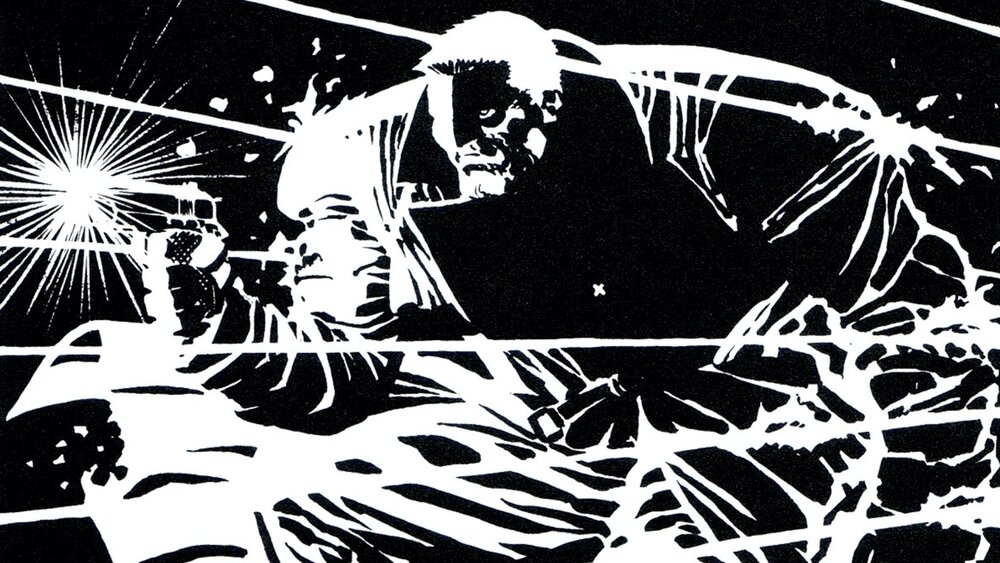 Frank Miller's SIN CITY is Being Developed as a TV Series with Robert Rodriguez in Talk To Join The Project