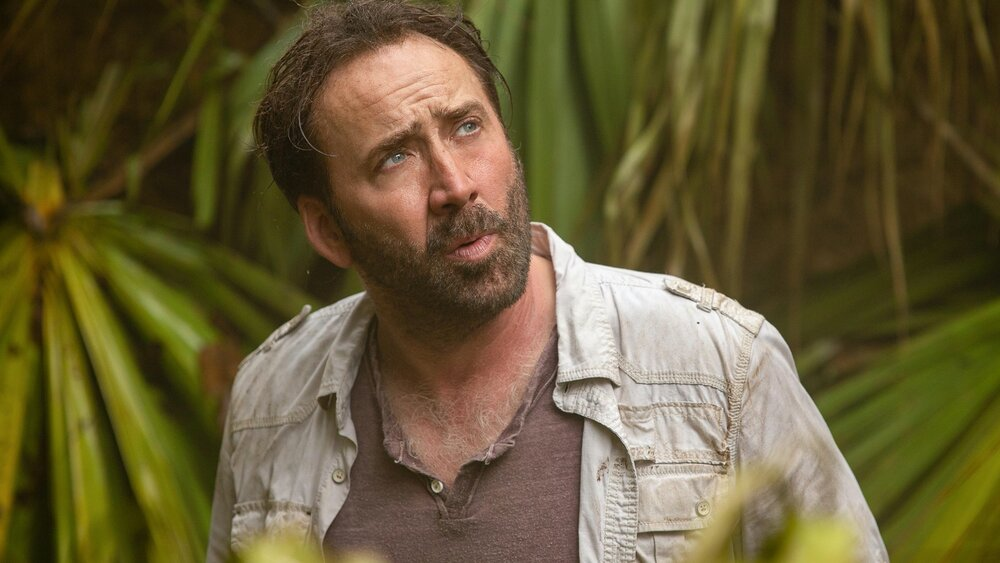 Nicolas Cage To Play Nicolas Cage in a Crazy Meta Drama Called THE UNBEARABLE WEIGHT OF MASSIVE TALENT