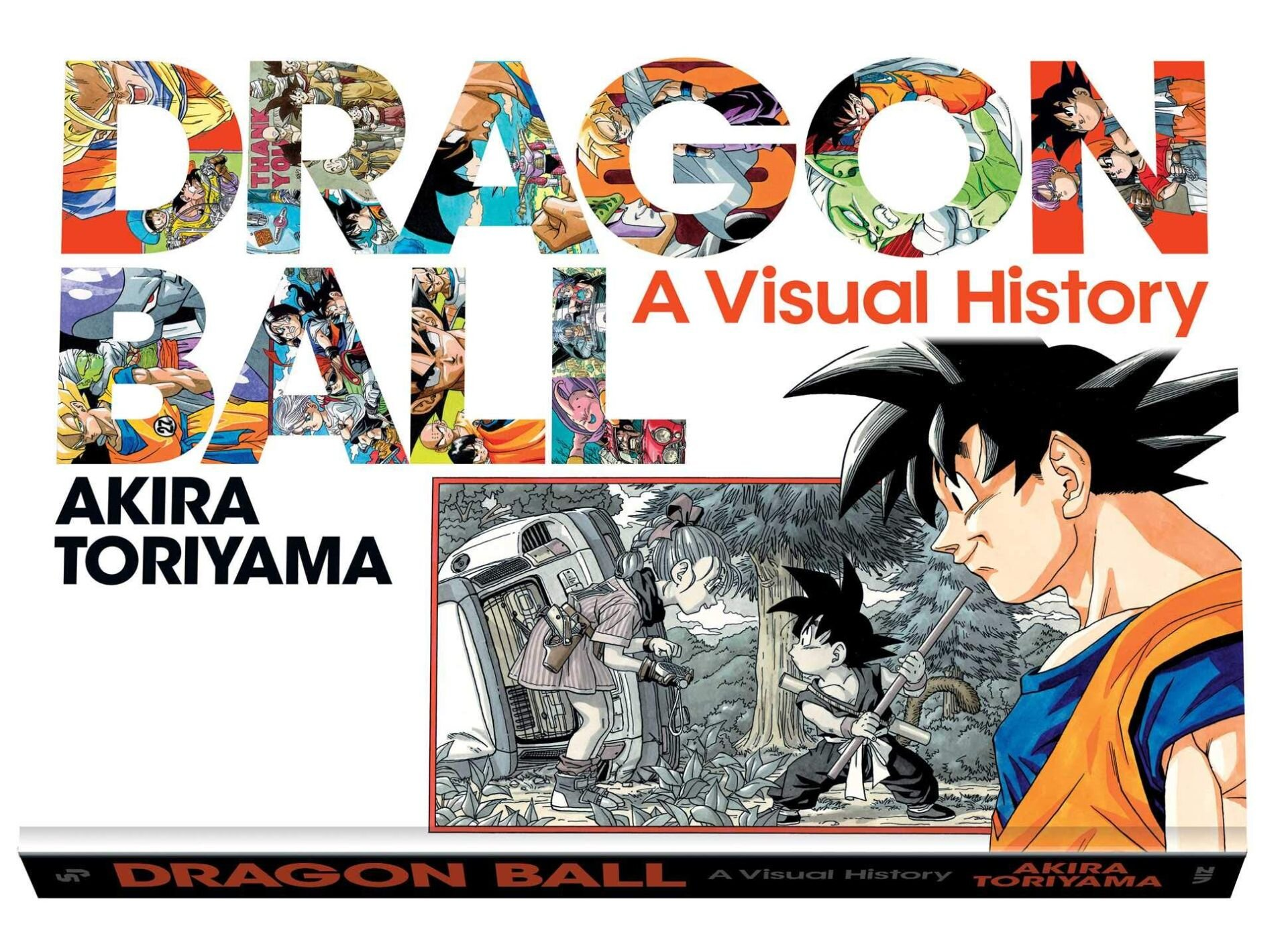 Dragon Ball A Visual History Is Really Cool But I Wish It Was More Up To Date Geektyrant