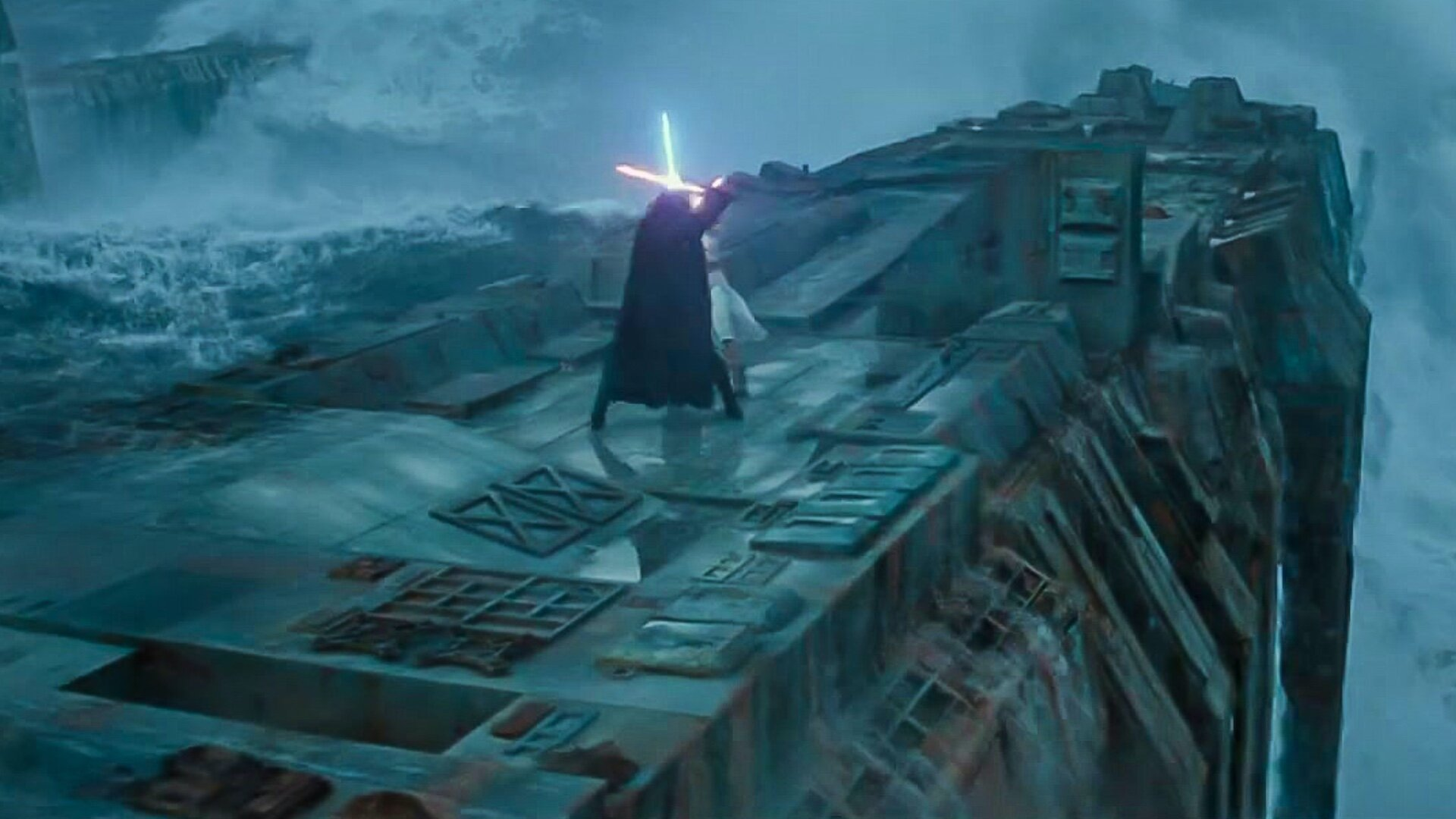 J J Abrams Explains Why He Went Back To The Death Star In Star Wars The Rise Of Skywalker Geektyrant