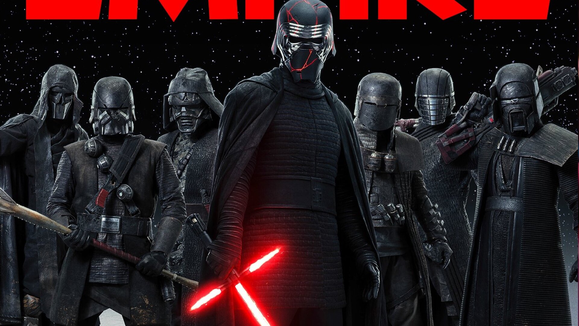 Empire Reveals Cool Set Of Star Wars The Rise Of Skywalker Magazine Covers Geektyrant