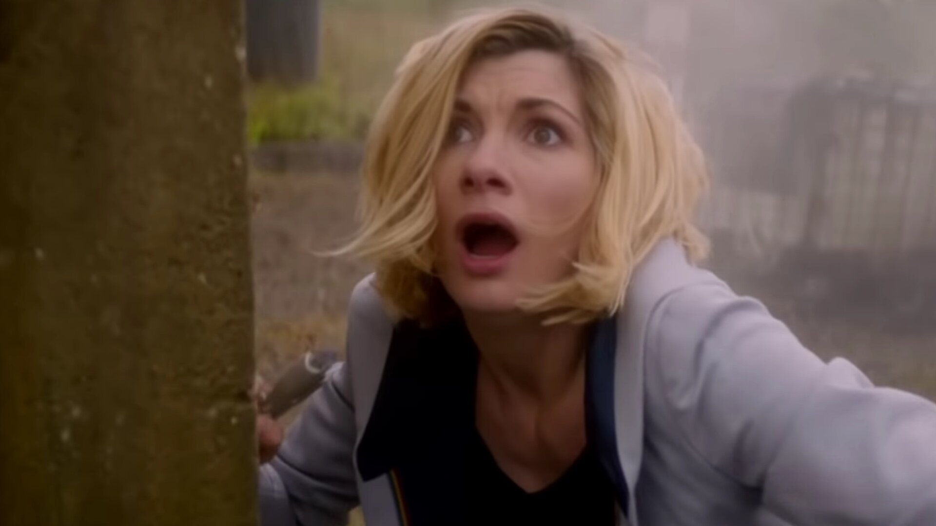 Something S Coming For The Doctor In New Trailer For Doctor Who