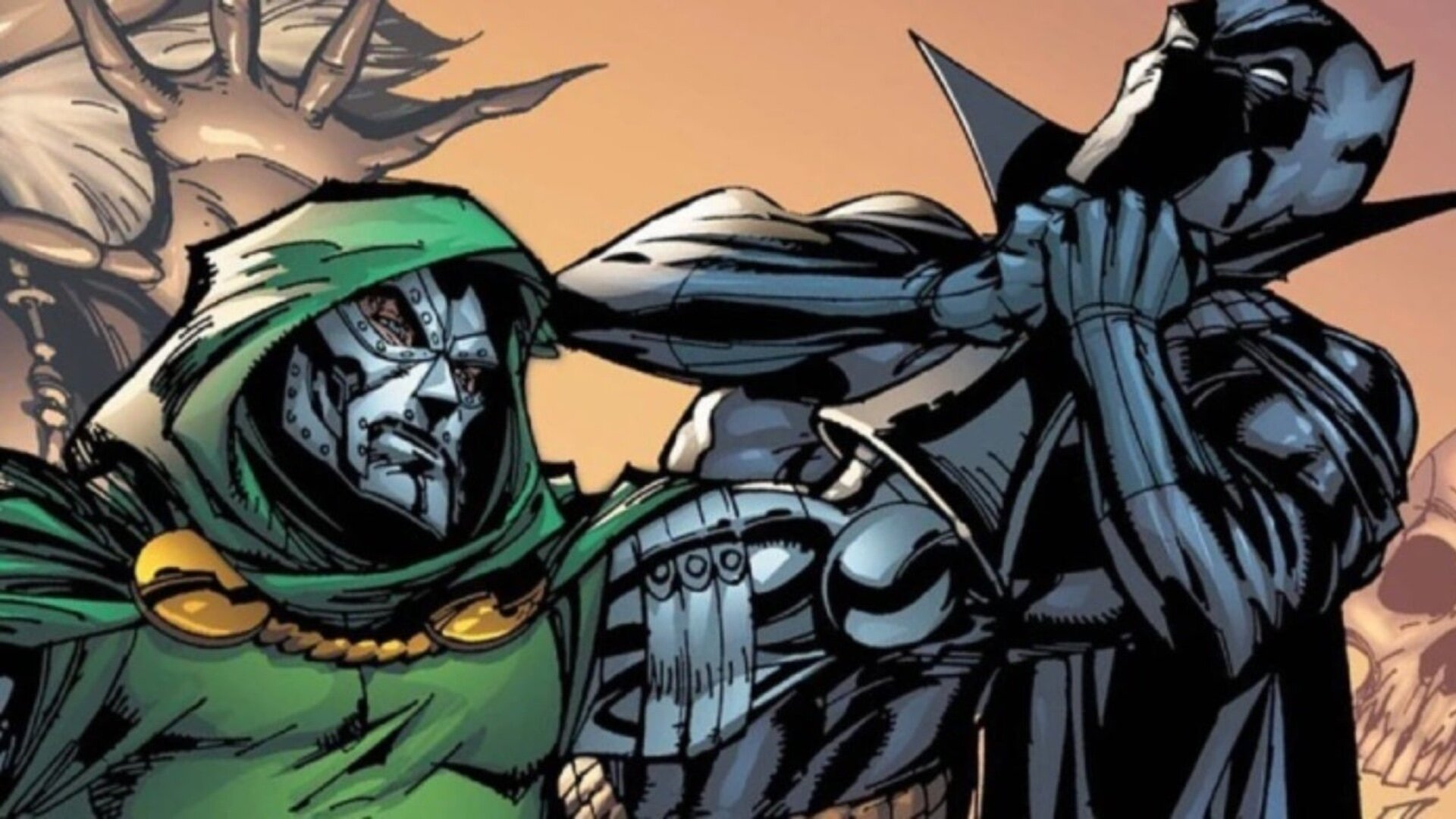 Doctor Doom Rumored to Be the Villain in BLACK PANTHER 2 — GeekTyrant
