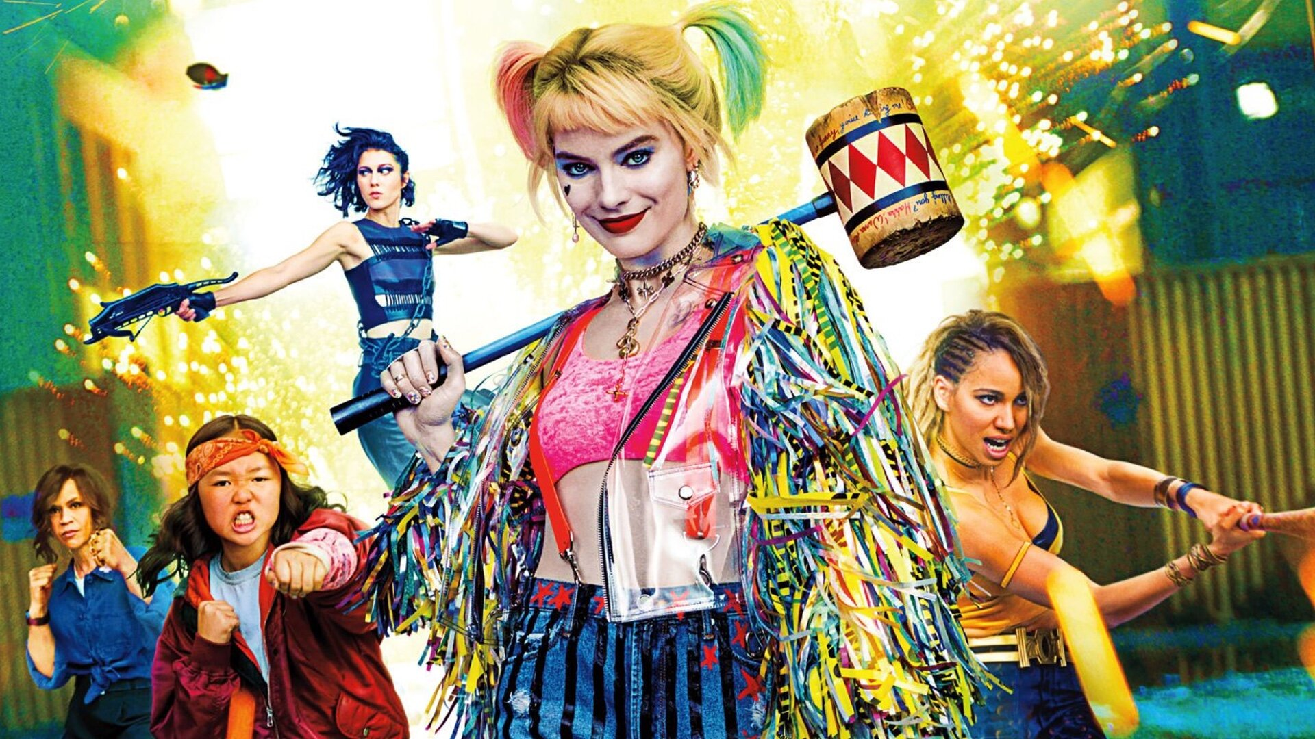 BIRDS OF PREY Is Described as PULP FICTION Meets RASHOMON and There Are Two New Posters