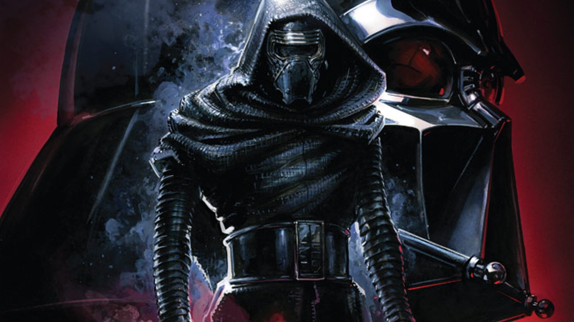 Marvel Comics Shares Star Wars The Rise Of Kylo Ren 1 Preview Geektyrant