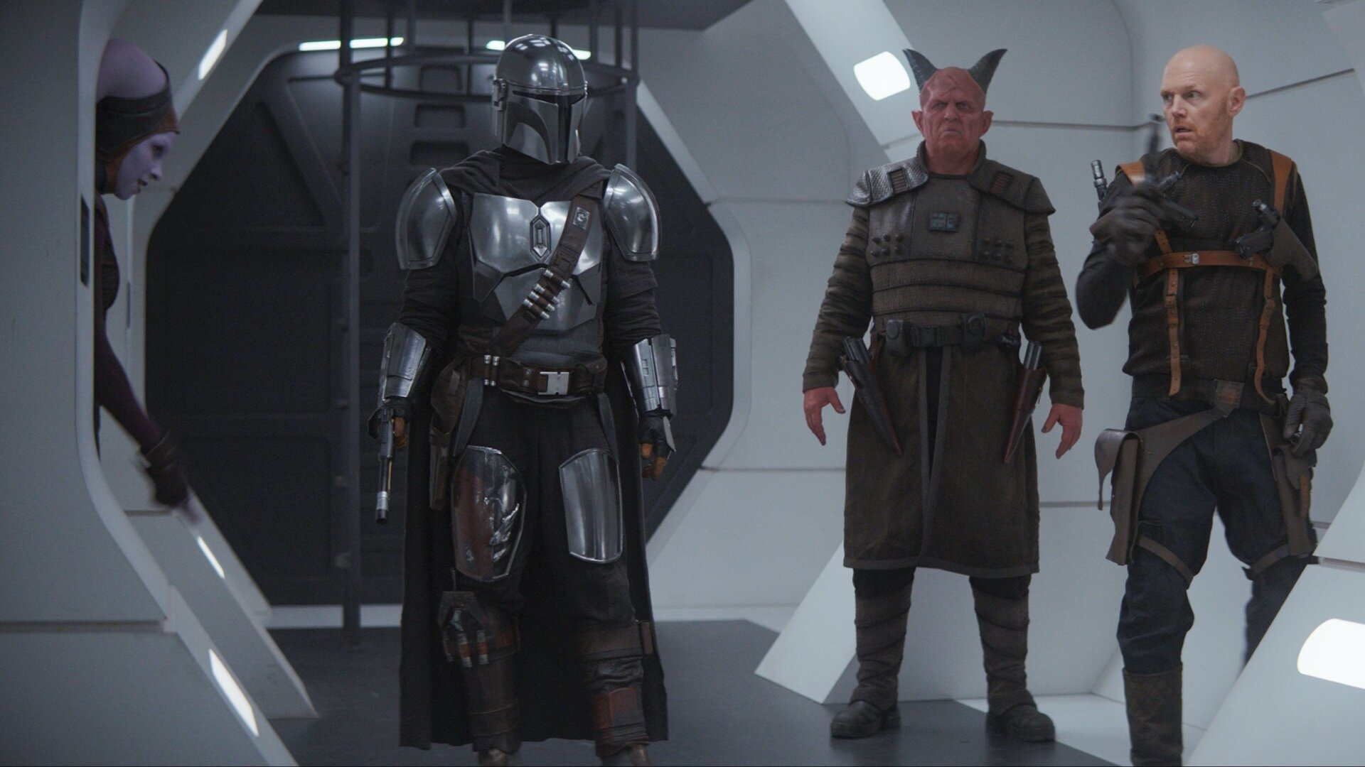 "Let's Talk About THE MANDALORIAN Chapter 6 ""The Prisoner"" Which Tells a  Super Entertaining Jailbreak Story — GeekTyrant"
