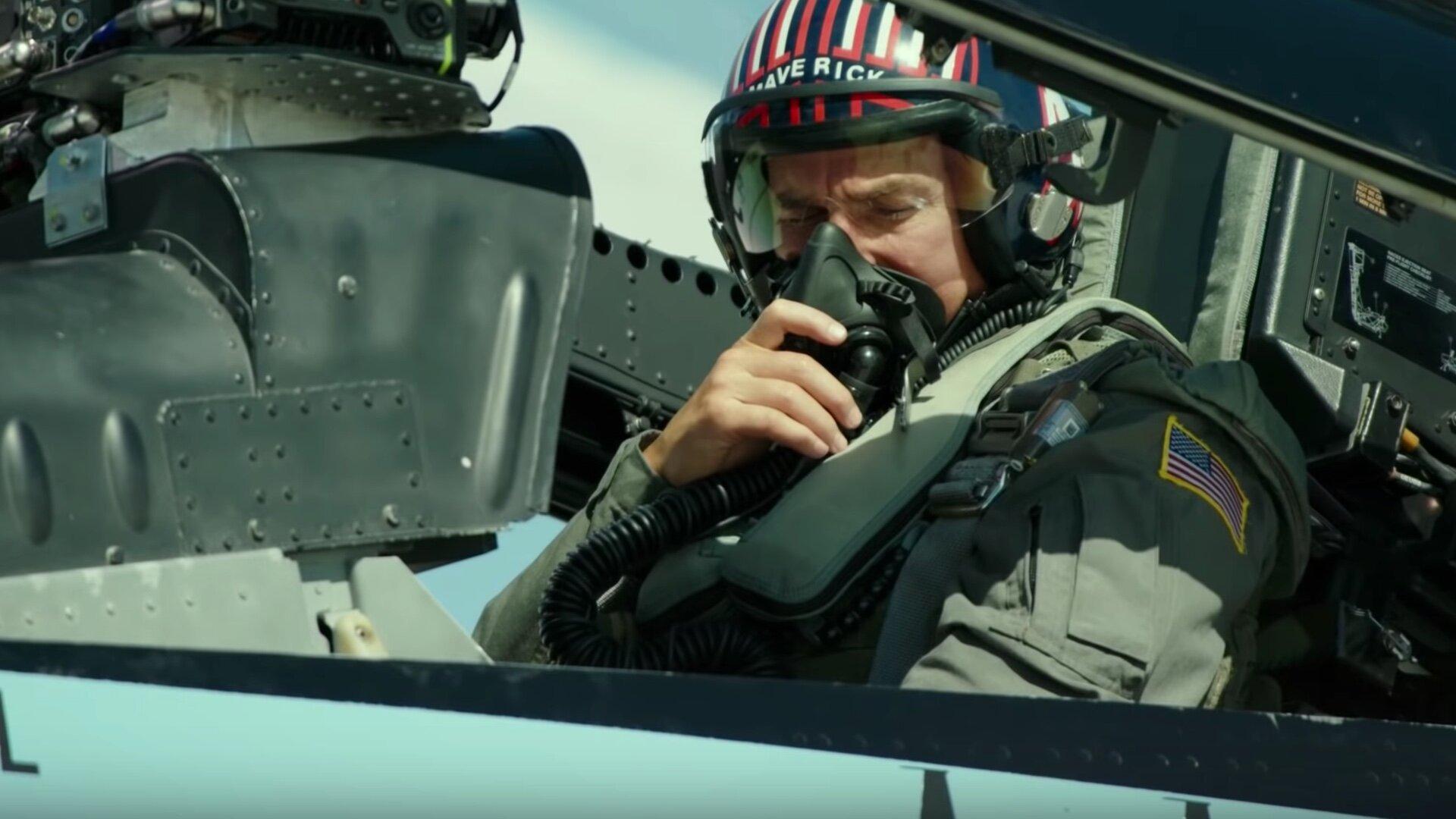 Top Gun: Maverick – Real Flying. Real G-Forces. Pure Adrenaline.
