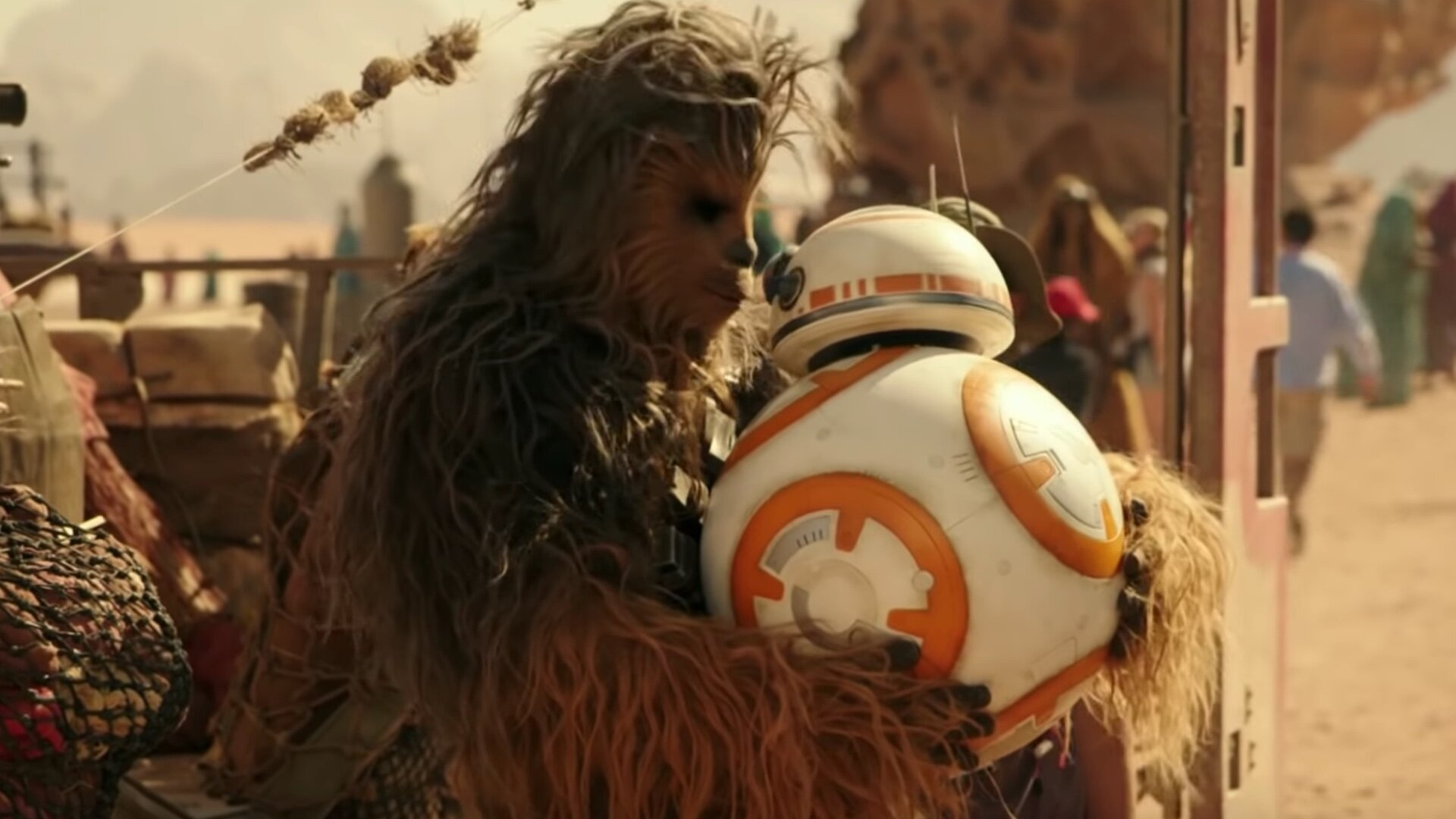 Behind The Scenes Footage From Star Wars The Rise Of Skywalker Gives Us A Look At The Making Of The Film Geektyrant