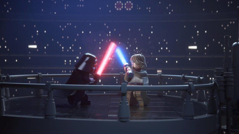 New Trailer For Lego Star Wars The Skywalker Saga Video Game That Will Span All Nine Films Geektyrant