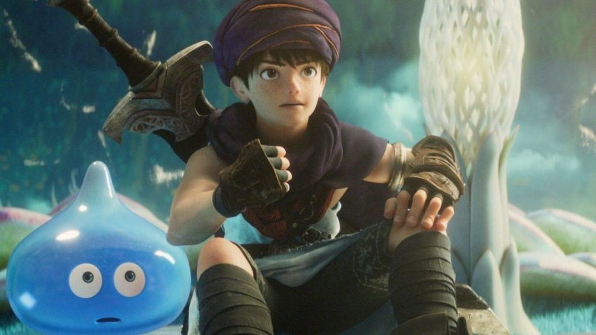 Dragon Quest Your Story Is Coming To Netflix Geektyrant