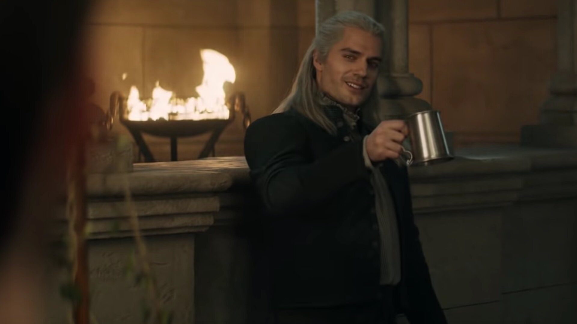 THE WITCHER Gets a Fan-Made FRIENDS-Style Trailer and a 90s VHS Trailer