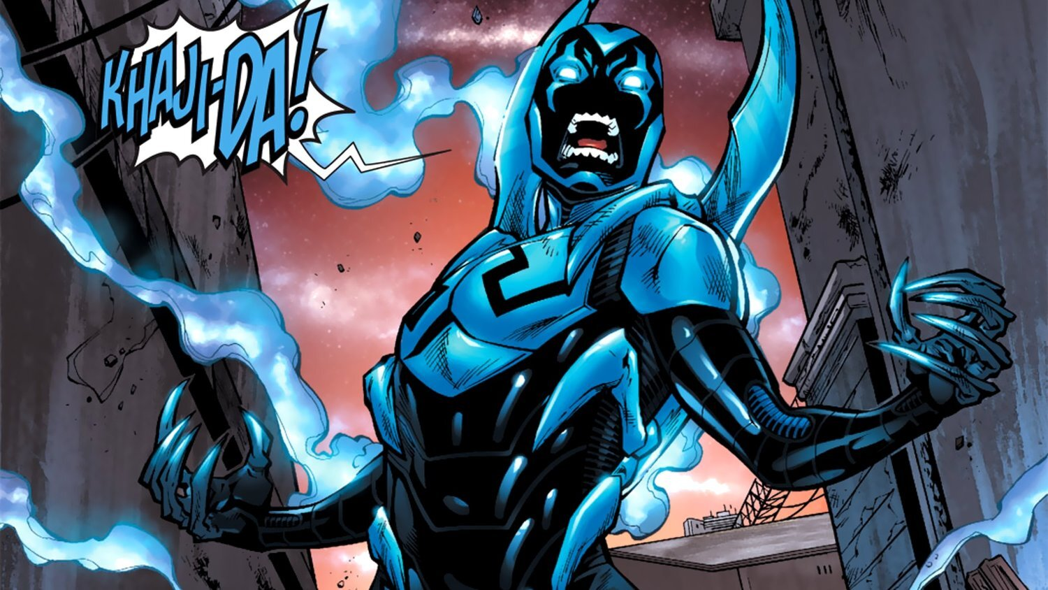 Could We Be Getting a BLUE BEETLE Series on HBO Max?