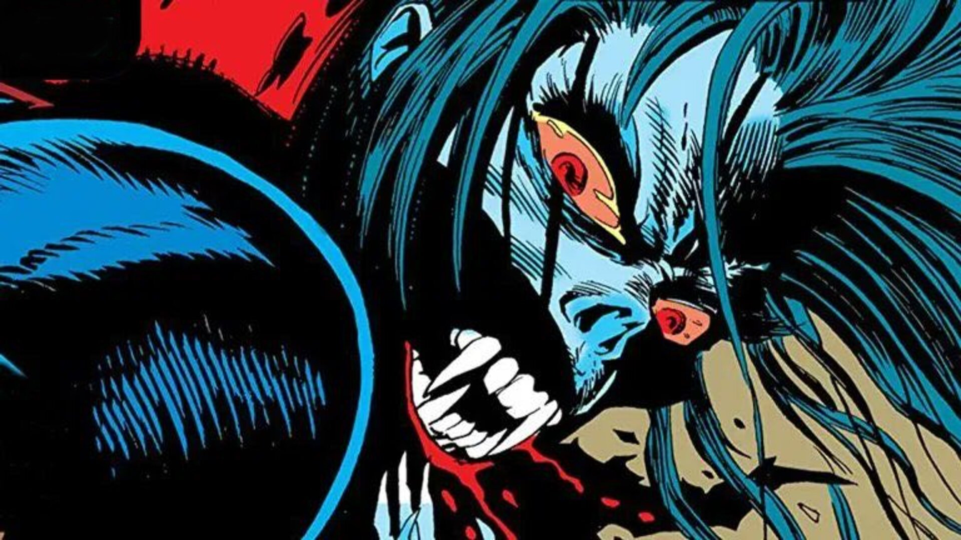 Jared Leto Morbius >> Crazy First Look At Jared Leto As Morbius The Living Vampire