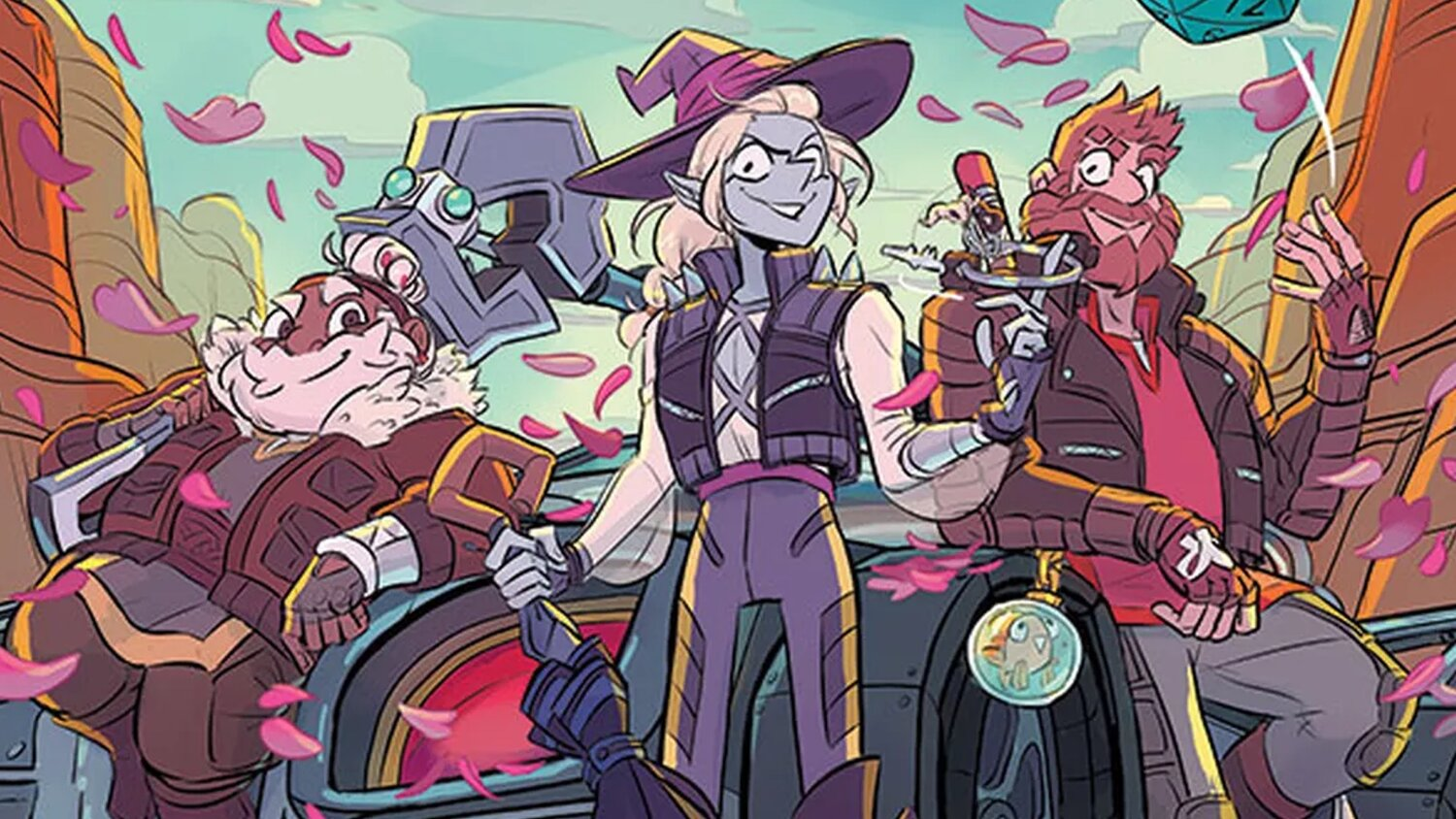 The Dungeons Dragons Cartoon Gets An Incredible Live Action Remake Far A Car Commercial Geektyrant