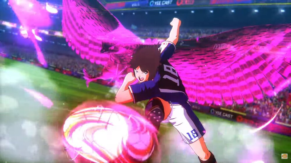 CAPTAIN TSUBASA: RISE OF NEW CHAMPIONS Brings the Soccer Anime Back to US Gamers