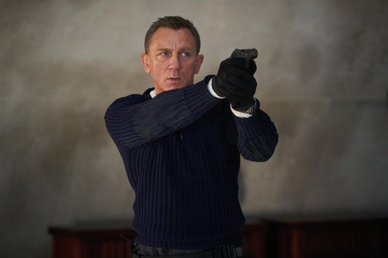 Plot Details Revealed for Daniel Craig's Last 007 Outing in NO TIME TO DIE