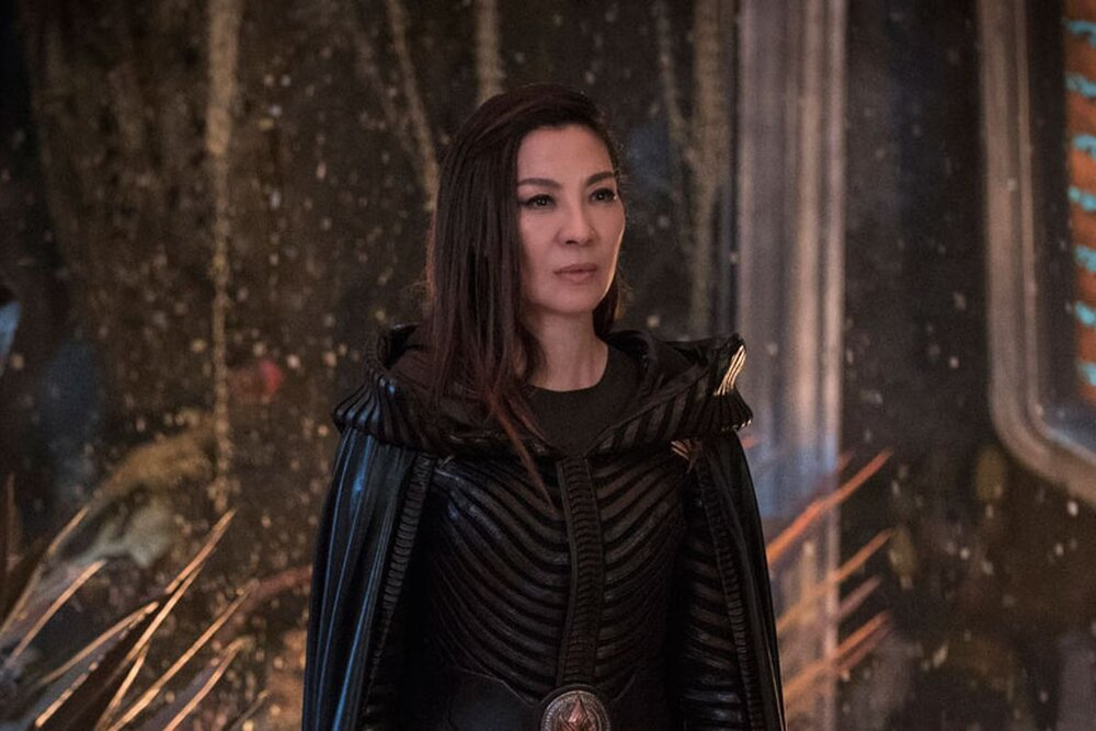 Michelle Yeoh Rumored to Be in Talks to Join Marvel's SHANG-CHI AND THE LEGEND OF THE TEN RINGS