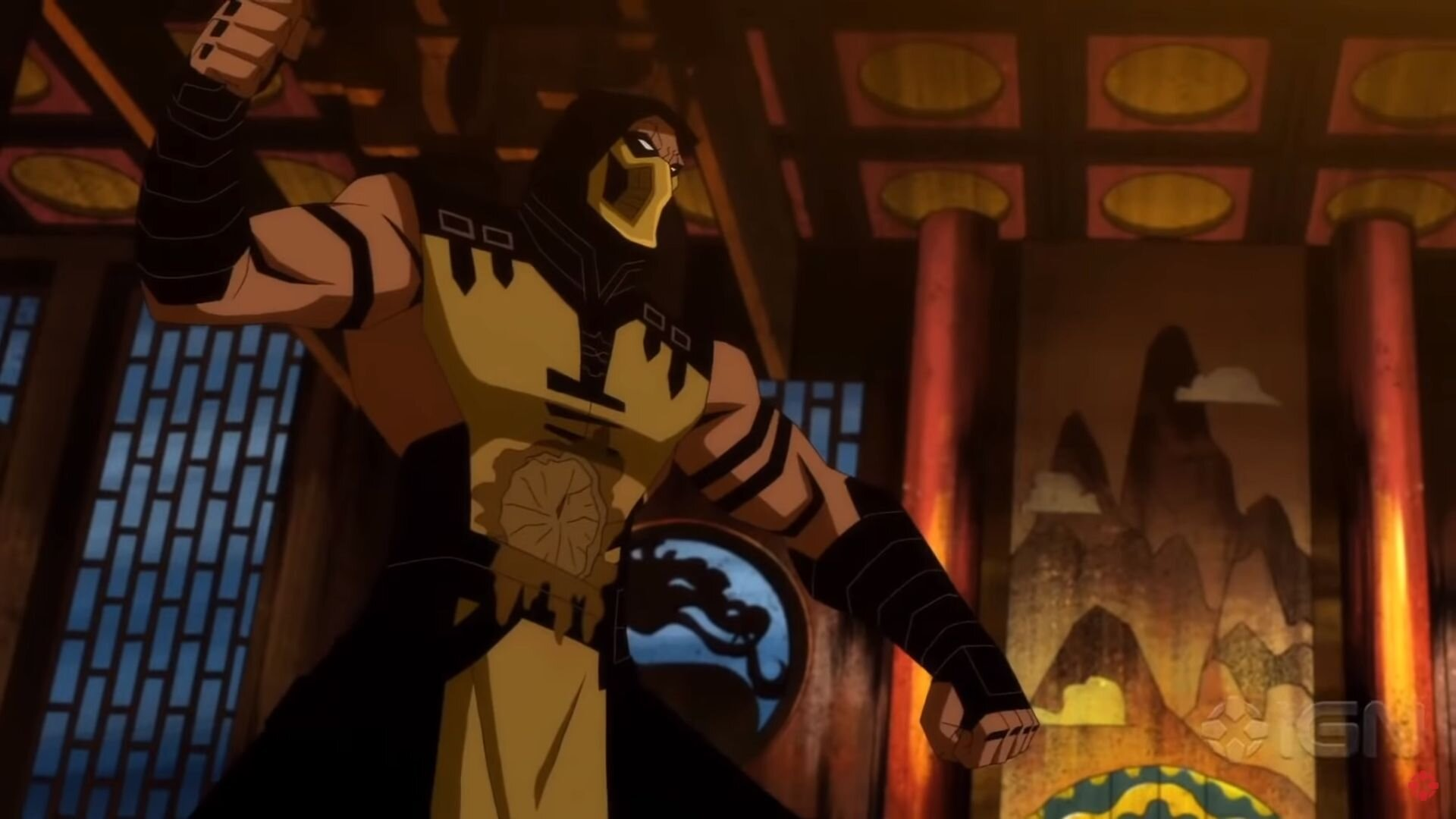 New Trailer For The Animated Film Mortal Kombat Legends