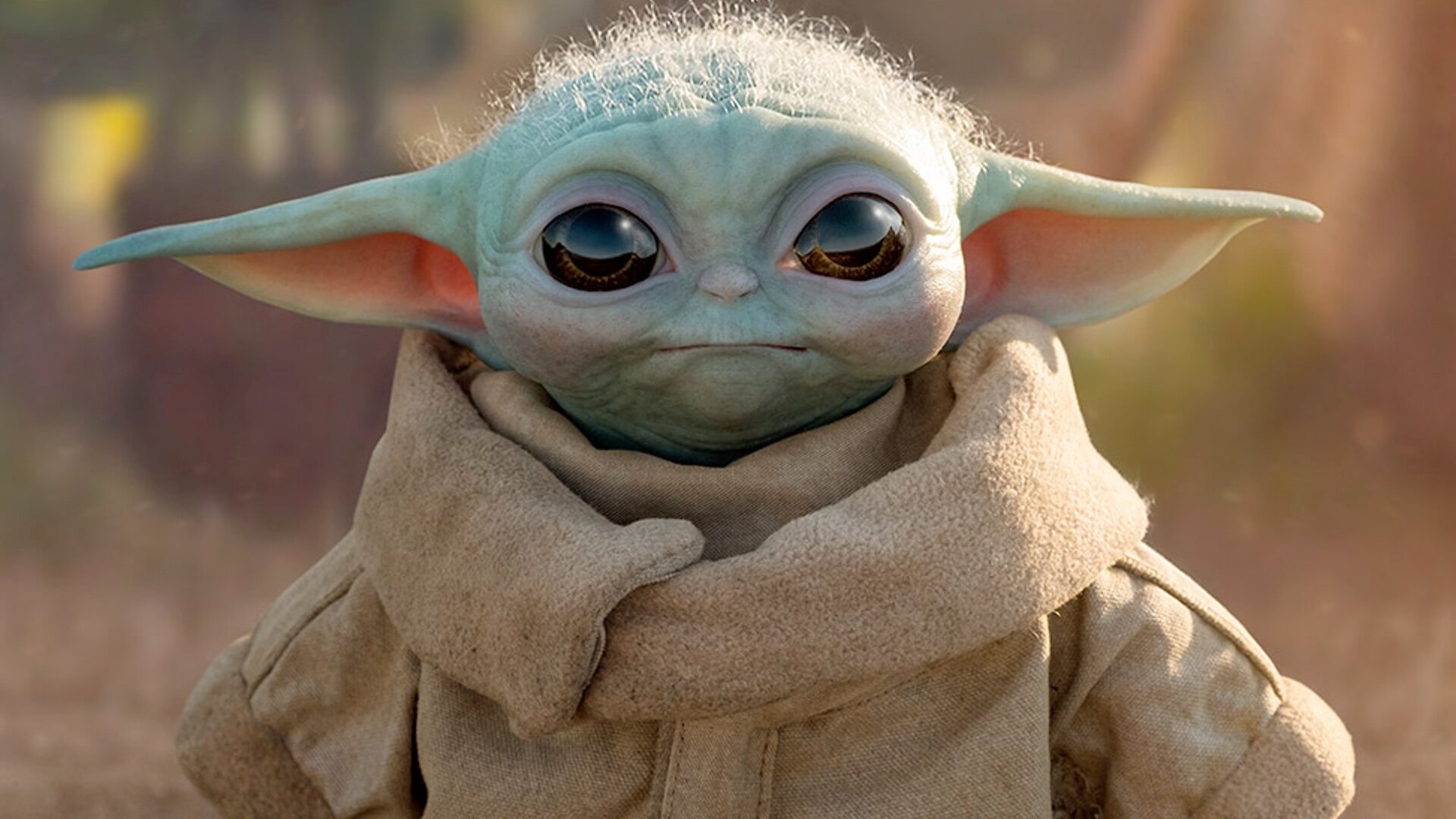 Sideshow Collectibles Reveals Its Amazing Life Sized Baby Yoda Collectible Geektyrant