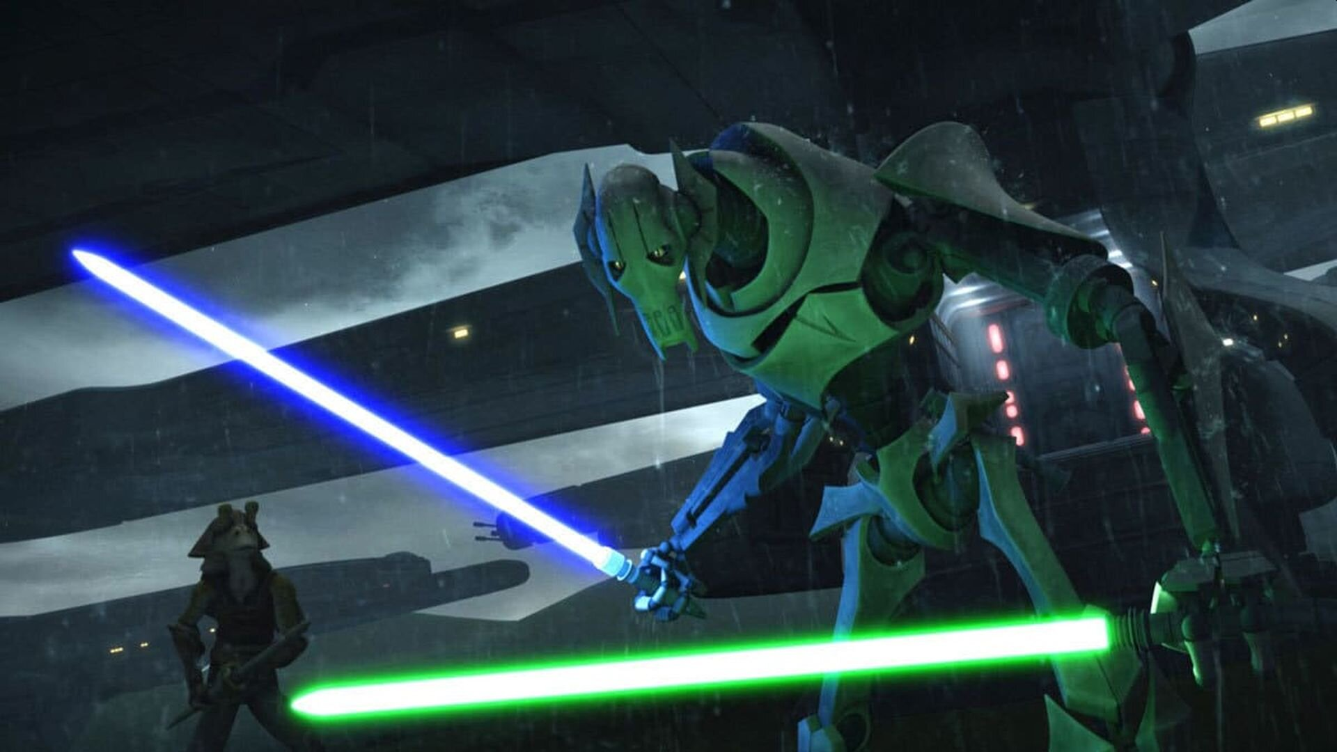 This Star Wars General Grievous Cosplay Is Stunning Geektyrant