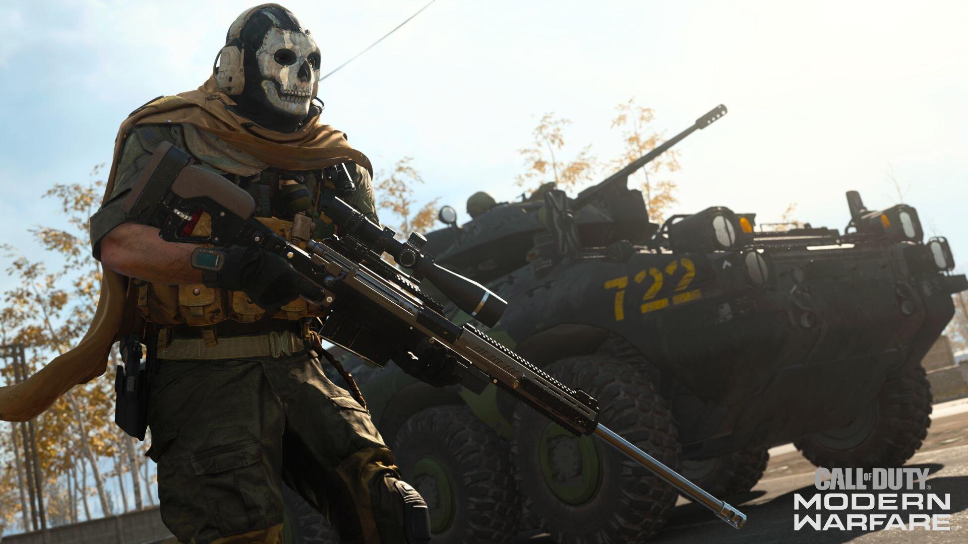 Season Two Of Call Of Duty Modern Warfare Is Live Today Geektyrant
