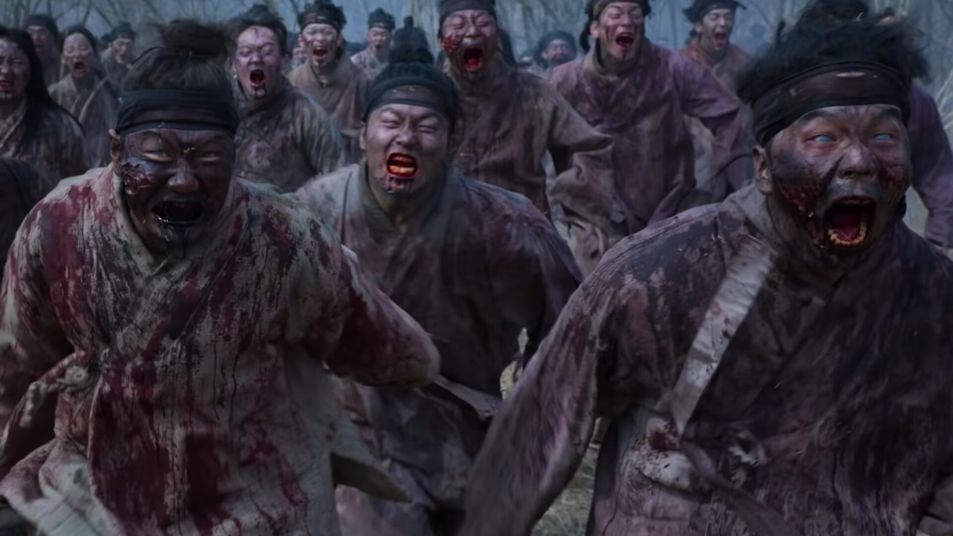 Trailer For Season 2 Of Netflix S Medieval Korean Zombie Series