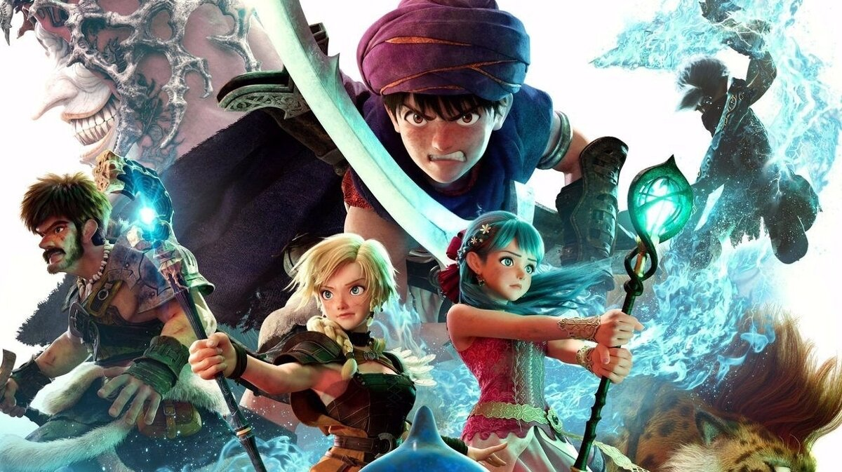 Review Netflix S Dragon Quest Your Story Doesn T Feel Much Like Your Story Geektyrant