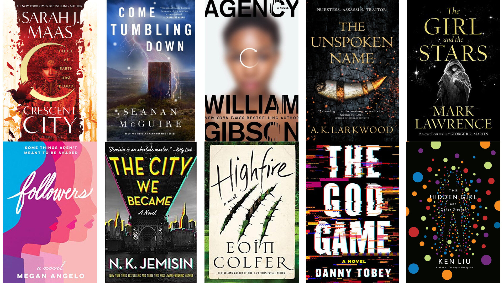 These Are The Most Popular And Anticipated Fantasy And Sci Fi