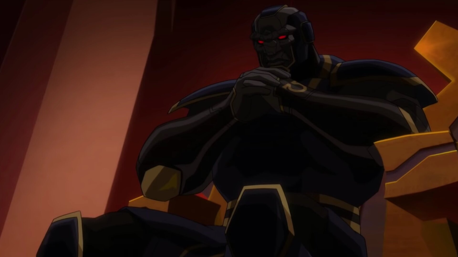 Trailer For Dc S R Rated Animated Film Justice League Dark Apokolips War Geektyrant