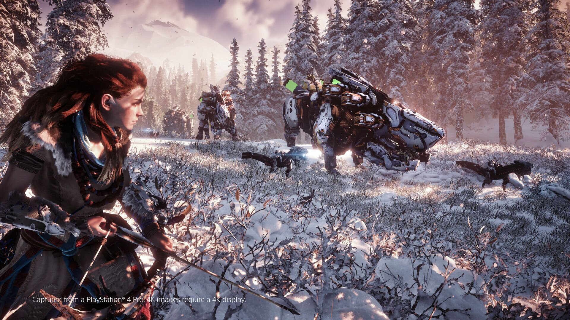 Horizon Zero Dawn Complete Edition Is Coming To Pc This Summer Geektyrant