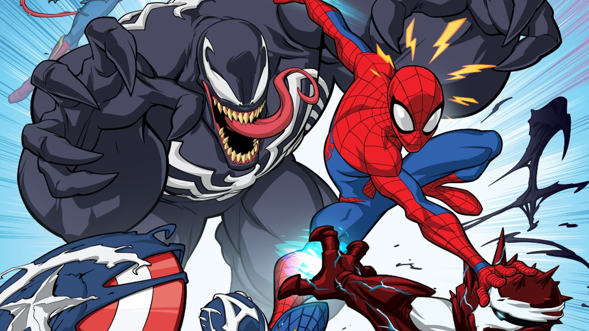 Guest Stars Revealed For Season 3 Of Marvel S Spider Man Maximum